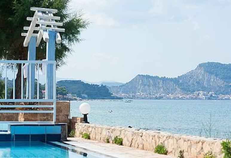 Agoulos Beach Hotel, Ζάκυνθος, Εξωτερική πισίνα