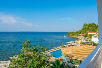 A(z) Agoulos Beach Hotel hotel fényképe itt: Zakynthos