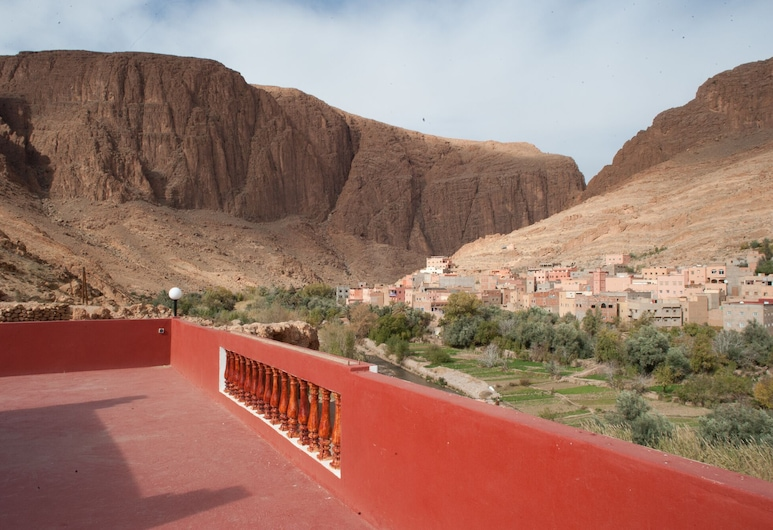Les Jardins Des Gorges De Todgha, Toudgha El Oulia, Balcony
