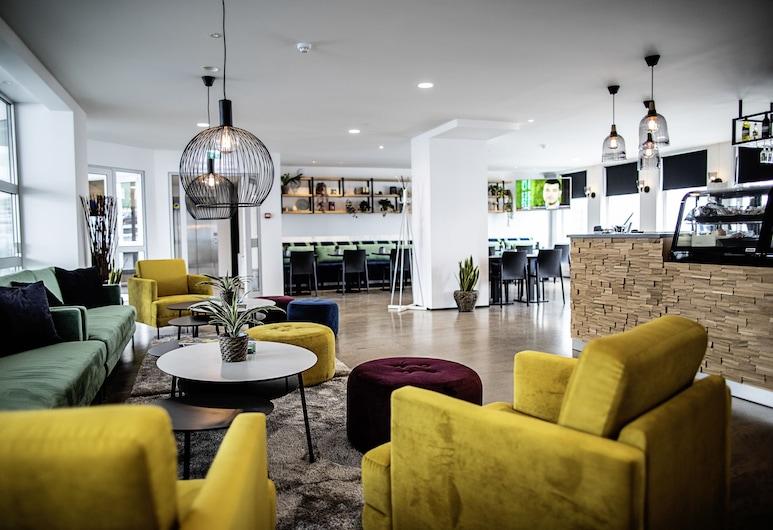 201 Hotel, Kopavogur, Sala de Estar do Lobby