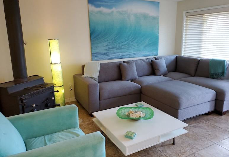 Casa De Praia, Lincoln City, Dom, 2 spálne, Obývačka