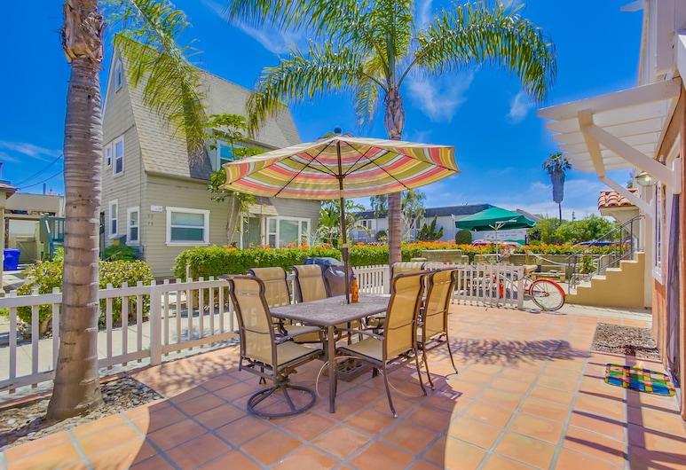 牙買加公寓 #45219 飯店, 聖地牙哥, 聯排別墅, 2 間臥室, 陽台