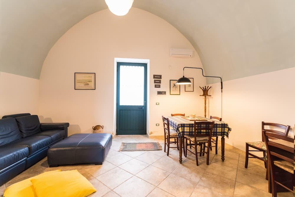 Appartement, 1 chambre - Coin séjour