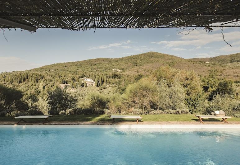 Wedding Villa in Chianti - Villa la Veronica, Greve in Chianti, Udendørs pool