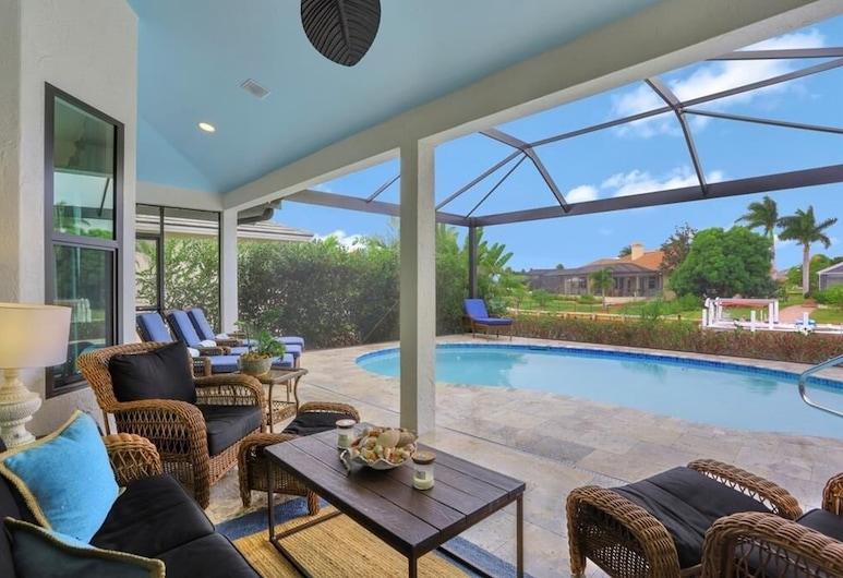 Buccaneer Home #42144, Marco Island, Ferienhaus, 3Schlafzimmer, Pool
