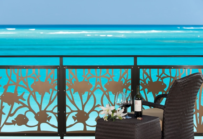 Bianca Sands on Grace Bay, Providenciales, Suite, 2 habitaciones, vista al mar, frente al mar, Balcón