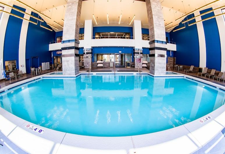 Santa Ana Star Casino Hotel - Adult Only, Bernalillo, Indoor Pool