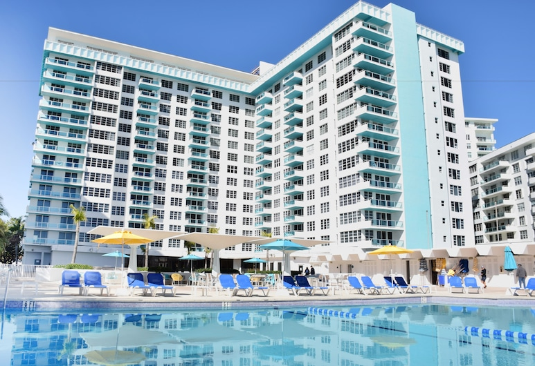 Ocean Beach Apartments by ME, Miami Beach, Aurinkoterassi