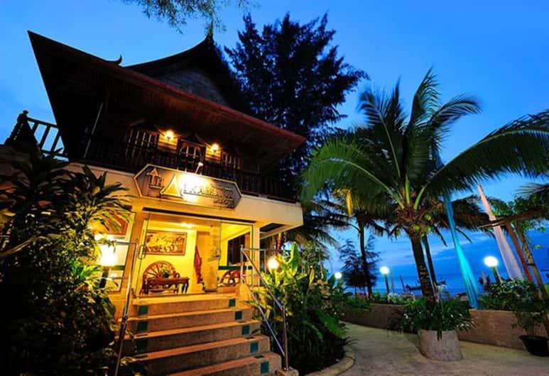 Thai Kamala Beach Front, Kamala, Hotel Entrance