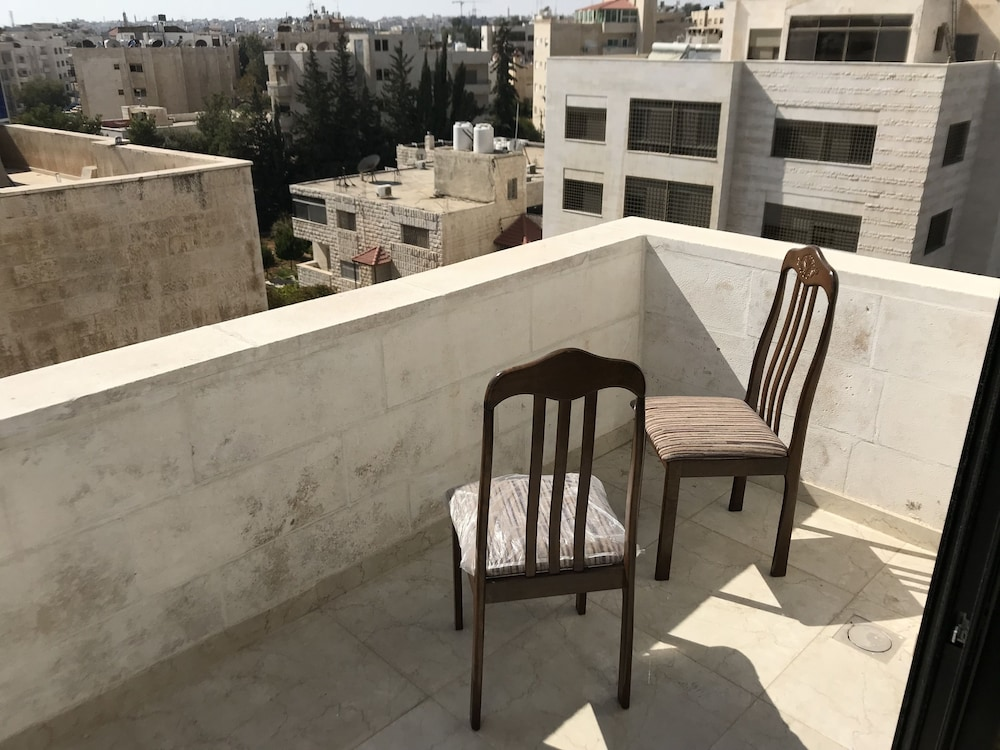 Sunshine Apartments, Amman, Economy Apartment, 2 Bedrooms, Smoking, Patio,  Balcony