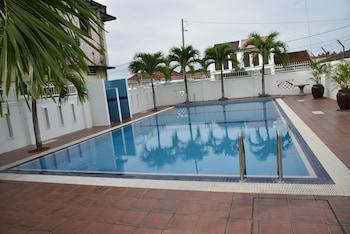 Bild vom Casa Bonita Hotel in Malakka