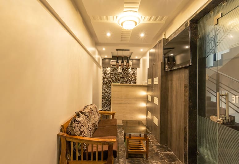 Fortune Elite, Mumbai, Prostor za sjedenje u predvorju