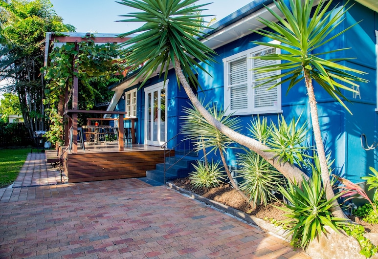 Frankies Beach House, Byron Bay