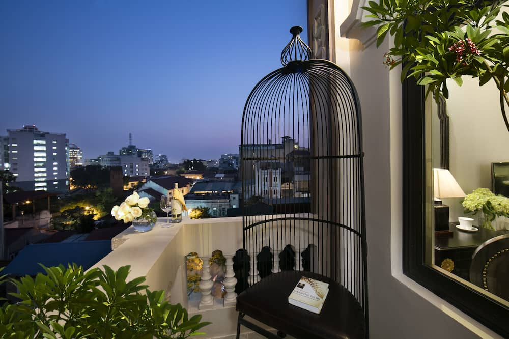 Suite, Balkon - Profilbild