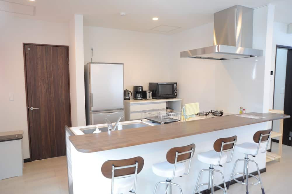 House, 2 Bedrooms, Non Smoking - In-Room Dining