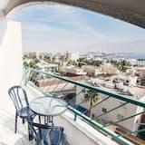 Lägenhet City - 1 sovrum - kök - utsikt mot stranden - Balkong