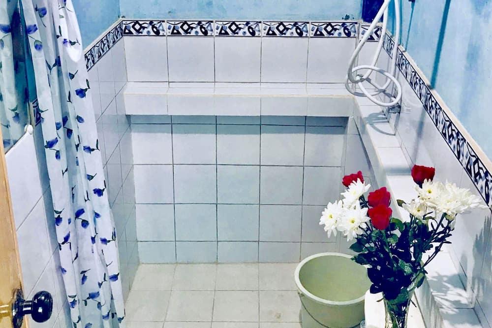 Double Room B - Bathroom