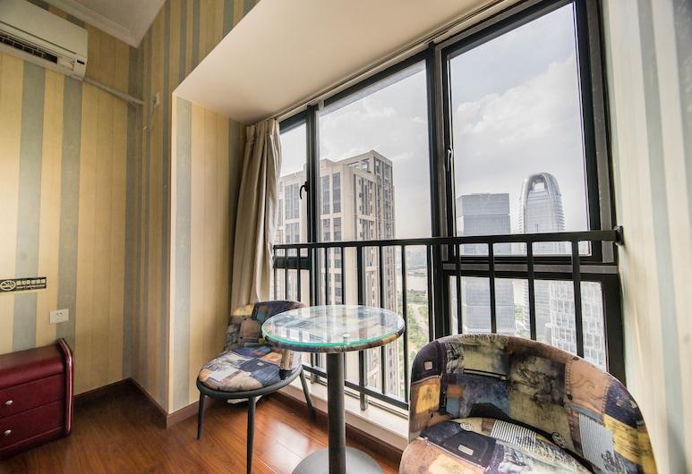 Guangzhou Laisite Fashion Apartment Hotel, Guangzhou, Deluxe-Doppelzimmer, Zimmer