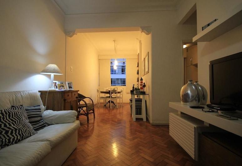 GoHouse Elizabeth 708, Rio de Janeiro, Living Area