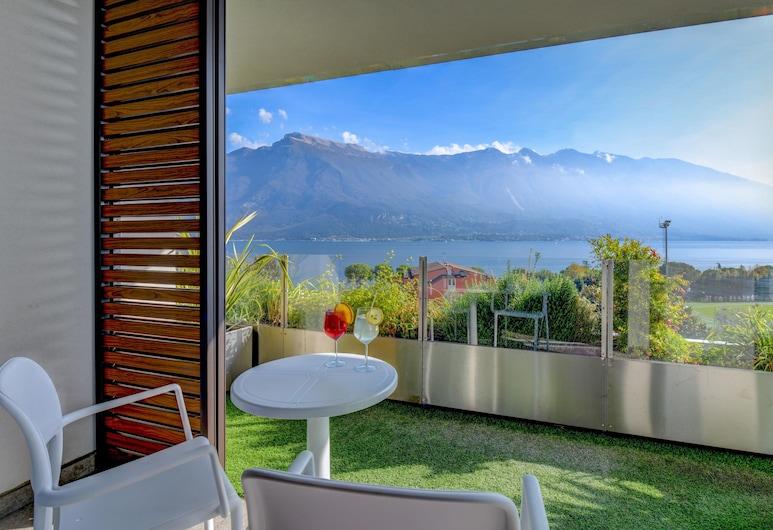 Albergo La Fiorita, Limone sul Garda, Suite, Terrace, Lake View, Balcony