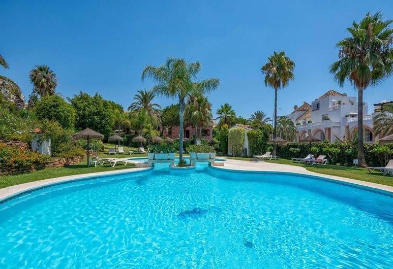 Apartment Marbella Playa, Marbella, Udendørs pool