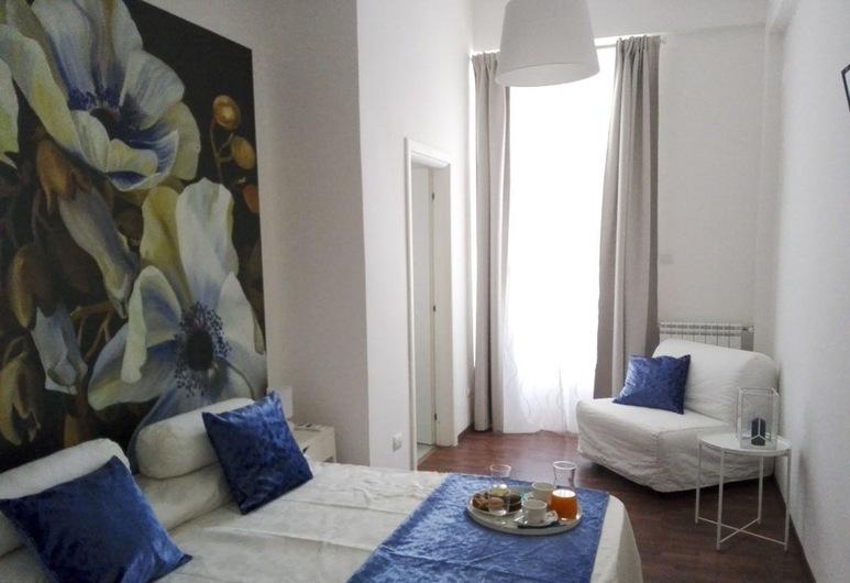 Domus Crescenzio, Rom, Triple Room, Bilik Tamu