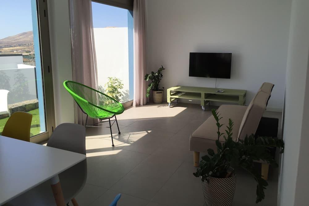 Casa familiare, 3 camere da letto, terrazzo - Soggiorno