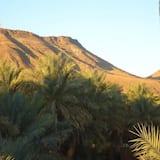Zweibettzimmer (Kashbah) - Bergblick