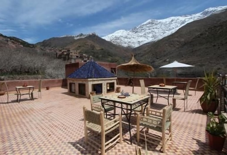 Imlil Lodge, Asni, Terrace/Patio