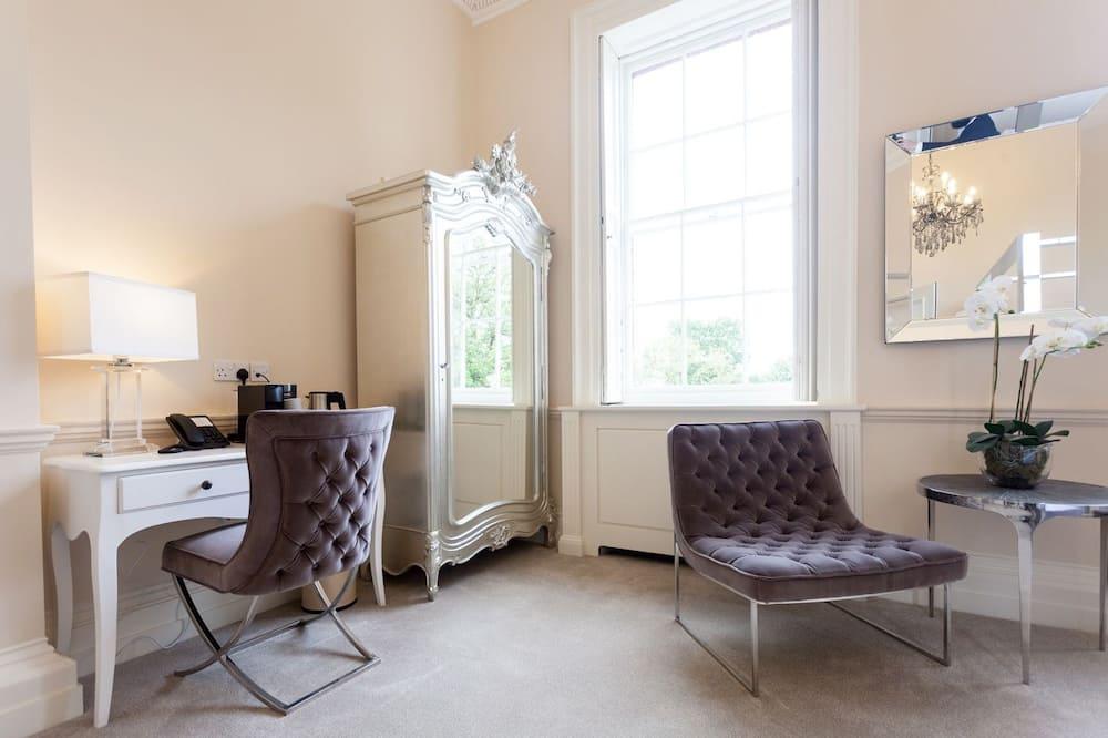 Executive soba, 1 king size krevet - Dnevni boravak