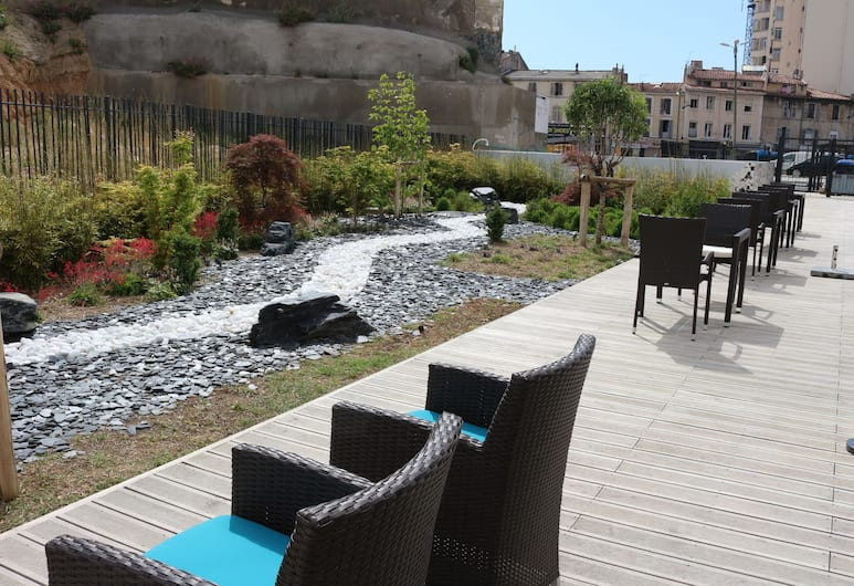 Toyoko Inn Marseille Saint Charles, Marseille, Terrace/Patio