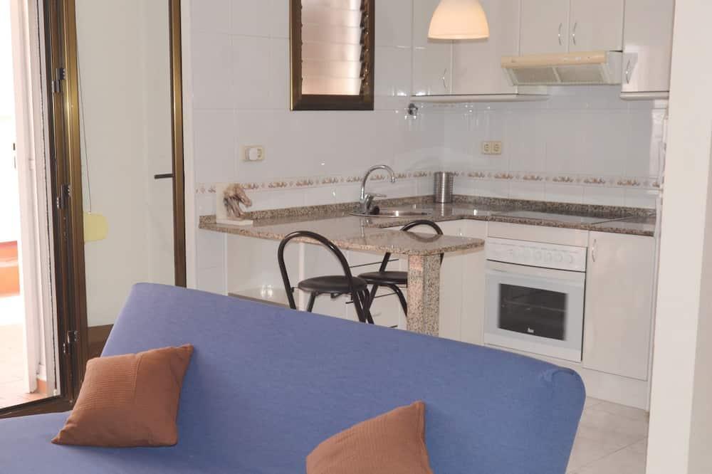 Apartmán typu City, 1 spálňa, výhľad na mesto - Obývacie priestory