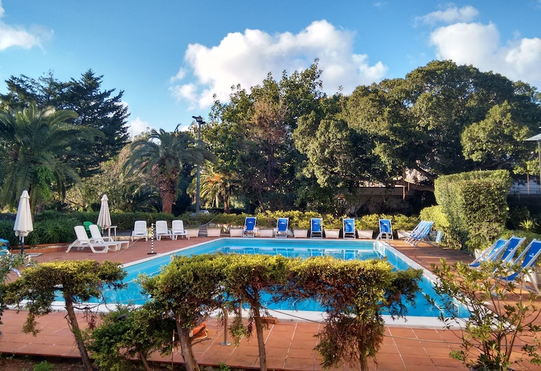 Hotel Conchiglia D'oro, Palerme, Piscine en plein air