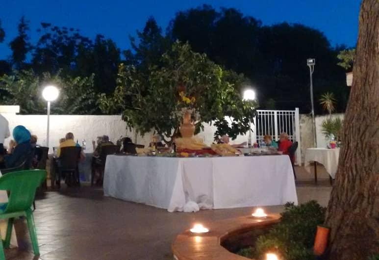 Hotel Conchiglia D'oro, Palermo, Parco della struttura