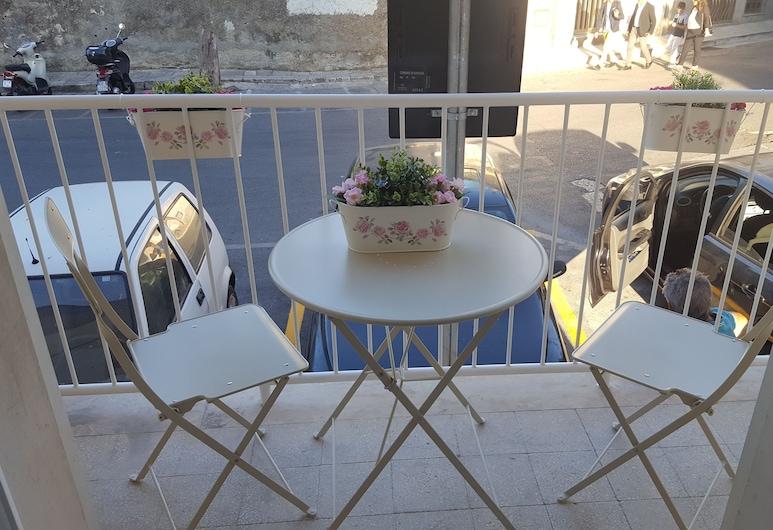 Dafni - Shabby Chic Guesthouse, Ragusa, Habitación doble, balcón, Balcón