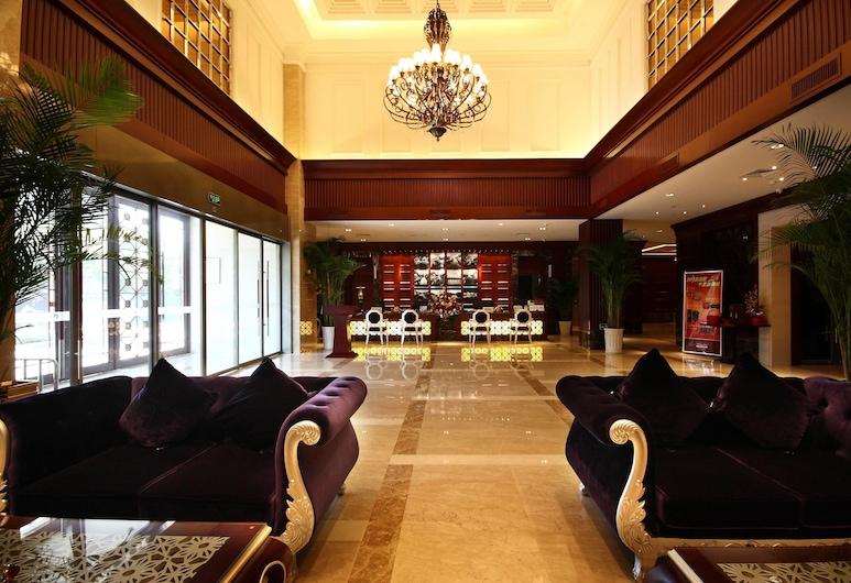 Suzhou Canal Garden Hotel, Sudžou, Vestibiulis