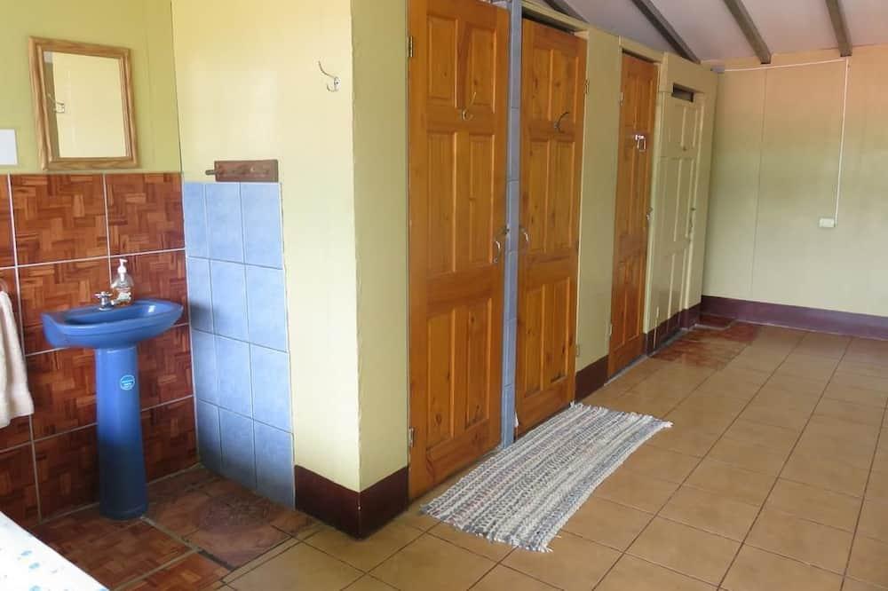 Загальне спальне приміщення, багатомісний номер, для некурців, спільна ванна - Ванна кімната