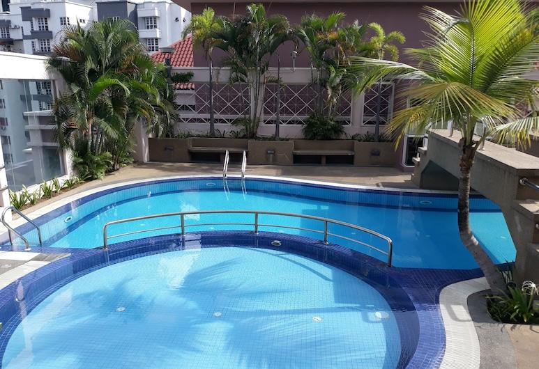 姆提亞拉服務式公寓民宿, 吉隆坡