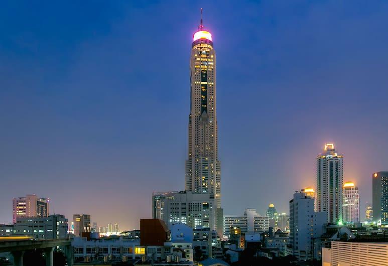 Tarawish Hotel, Bangkok, Výhled z hotelu