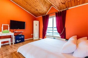 濟州聖托里尼酒店的圖片