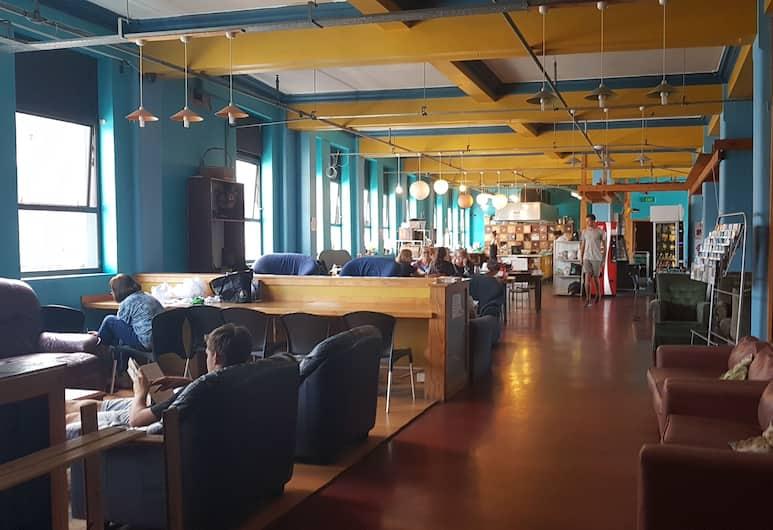 野斑馬背包客旅館, 威靈頓, 餐飲