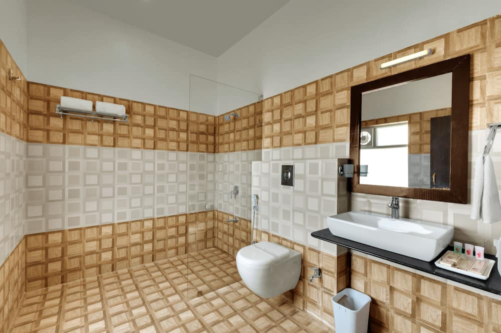 Family Room, 1 Bedroom - Bilik mandi