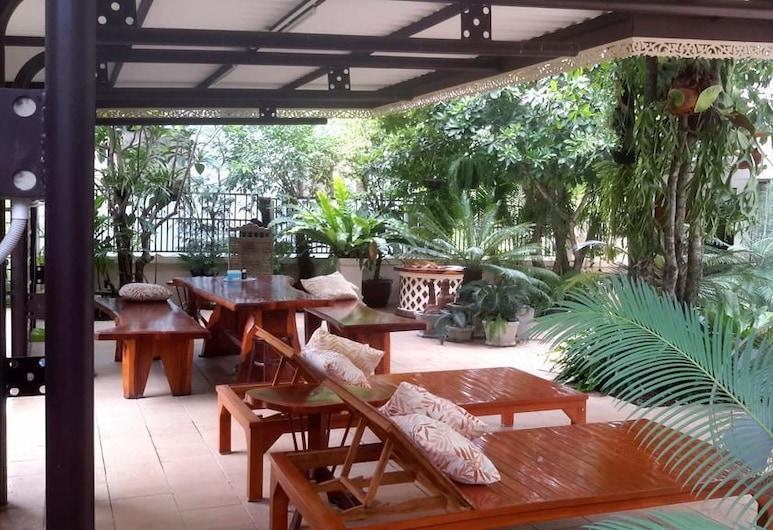 Maliwan Holiday Home,  Nakhon Si Thammarat, Hotelli territoorium