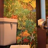 Išskirtinio dizaino kambarys - Vonios kambarys