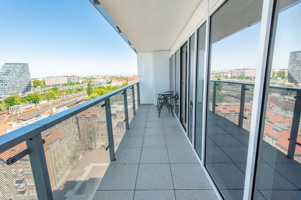Apartament typu Exclusive - Balkon