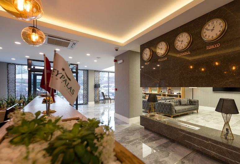 Beypalas Hotel, Beypazarı, Lobby