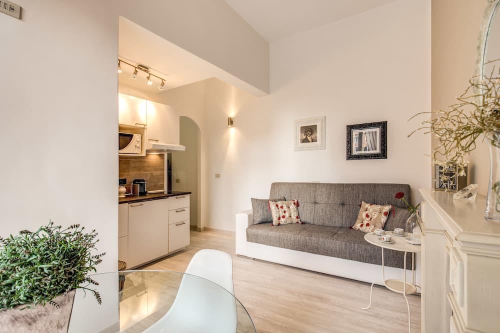 Luxury Διαμέρισμα, 2 Υπνοδωμάτια, Θέα στην Πόλη - Περιοχή καθιστικού