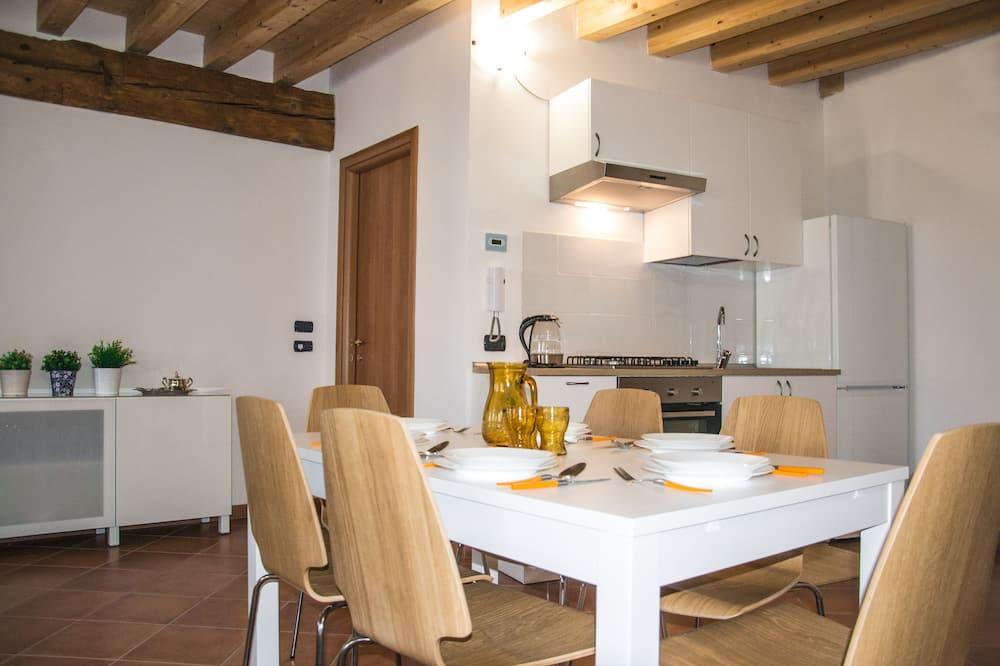 Διαμέρισμα, 2 Υπνοδωμάτια - Γεύματα στο δωμάτιο