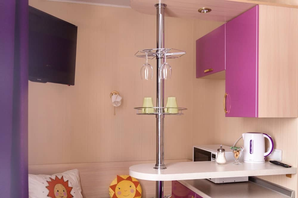 Comfort kolmetuba - Köök