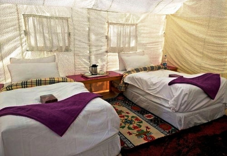 The Regal Camp, Leh, Deluxe Double or Twin Room, 1 Double Bed, Accessible, Lake View, Guest Room